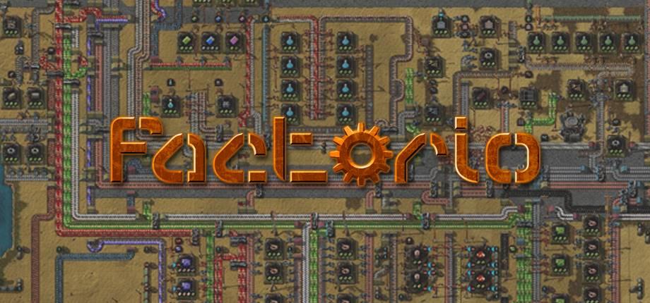 Factorio thumbnail